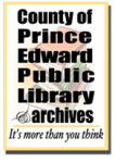 County of Prince Edward Public Library & Archives logo